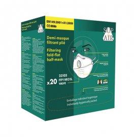 Respirátor Sup Air® 23105 FFP1 NR D balenie