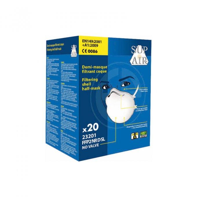 Respirátor Sup Air® 23201 FFP2 NR D