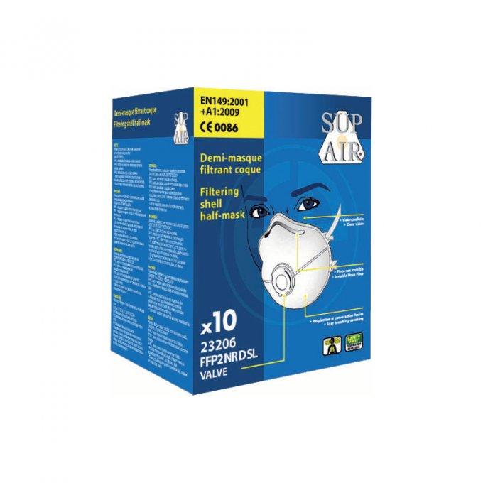 Respirátor Sup Air® 23206 FFP2 NR D
