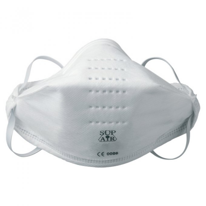 Respirátor Sup Air® 23200 FFP2 NR D
