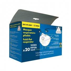 Respirátor Sup Air 23205 FFP2 NR D balenie
