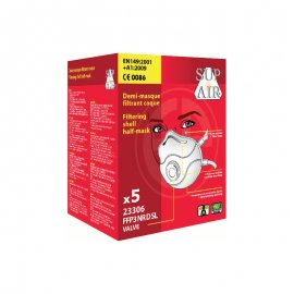 Respirátor Sup Air® 23306 FFP3 NR D balenie