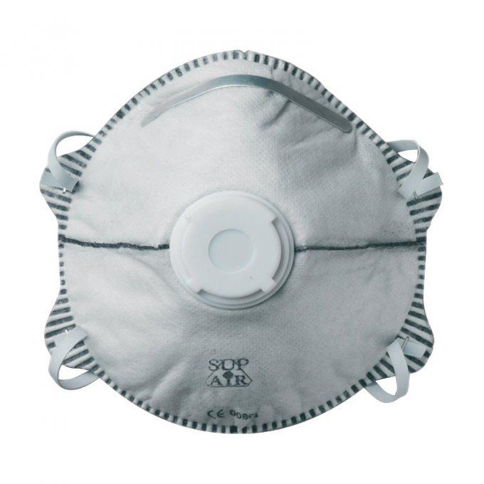 Respirátor Sup Air® 23238 FFP2 D VO aktívne uhlie