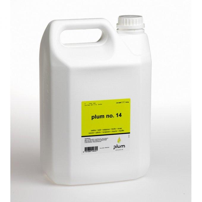 Plum No 14 krémové mydlo 5 l bag  PL1403