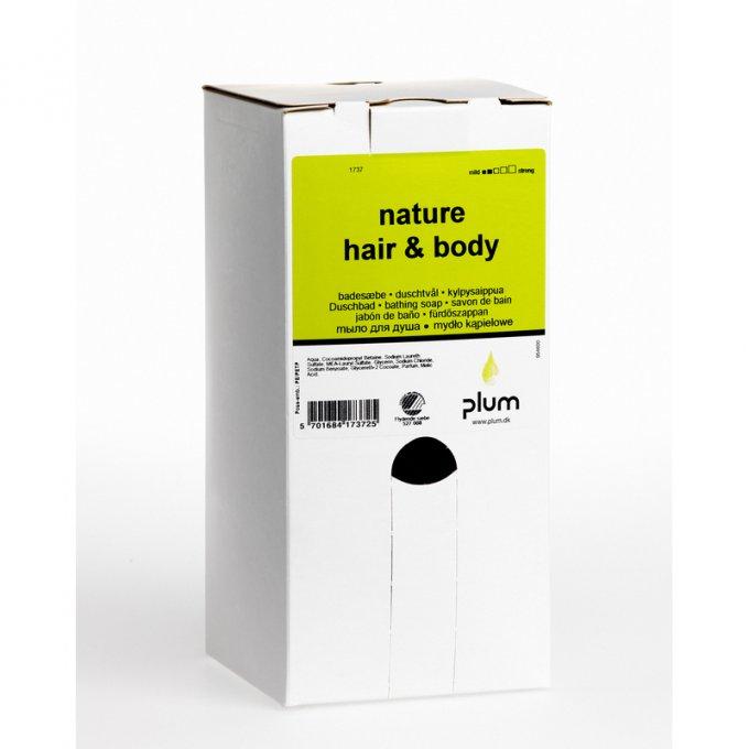 Plum Nature Hair and Body sprchový gél 1,4 l  PL1737