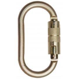 Karabína oválna twist lock  AZ011T