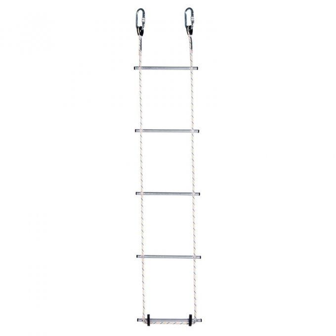 Lanový rebrík polyamid  ADLO10-5