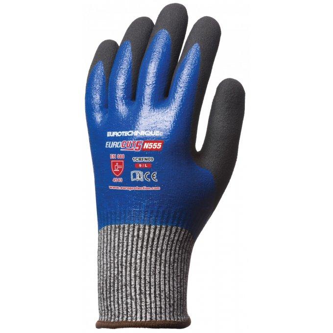 1CRFN  rukavice  EORUCUT 5 N555