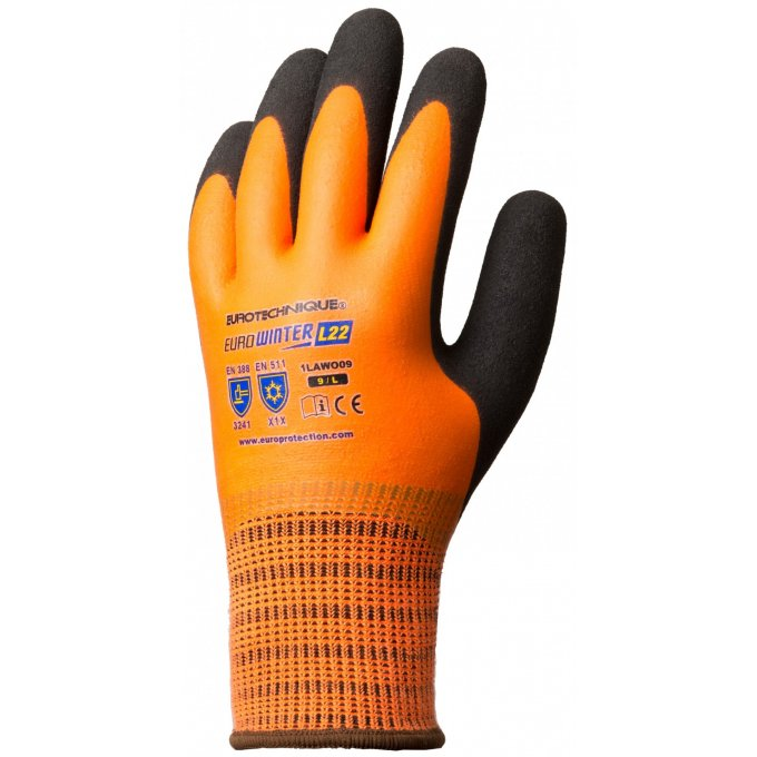1LAWO  rukavice  EUROWINTER L22
