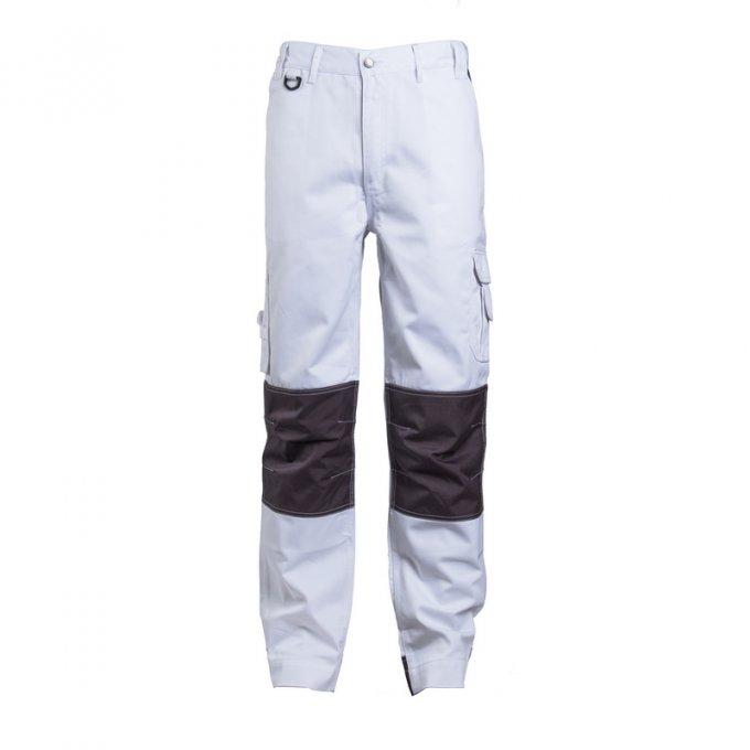 CLASS nohavice pás biele  8CLPW