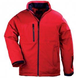 YANG WINTER červený softshell kabát  5YAWR