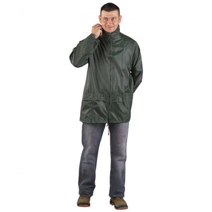 Nepremokavá blúza, 80 cm zelená  50550-554