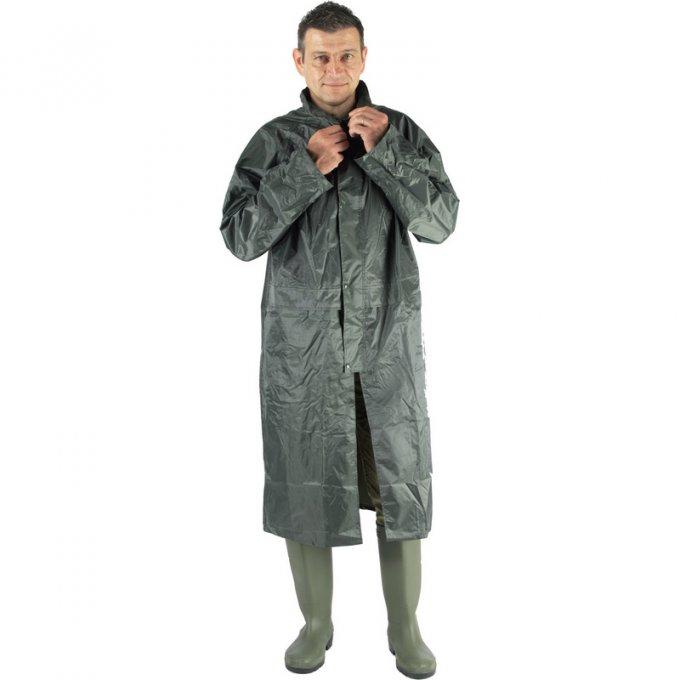 Nepremokavý plášť 120 cm, zelený  50600-604