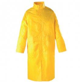 Nepremokavý plášť 120 cm, žltý  50610-614