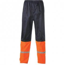 Fluo oranžová nepremokavá súprava 50730-734 nohavice