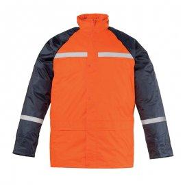 Fluo oranžová nepremokavá súprava 50730-734 blúza