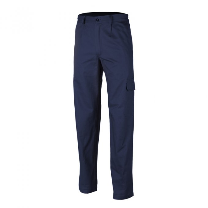 PARTNER nohavice pás tmavo modré  8PATN