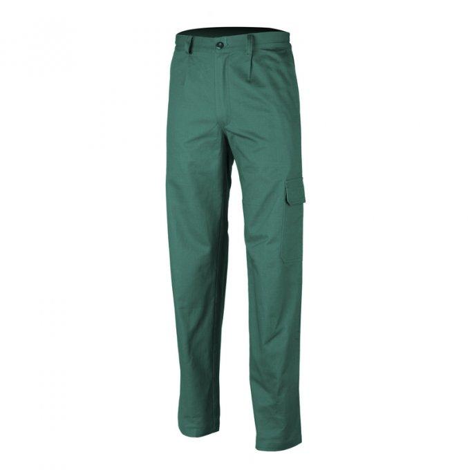 PARTNER nohavice pás zelené  8PATV