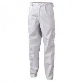INDUSTRY nohavice pás biele  8INTW