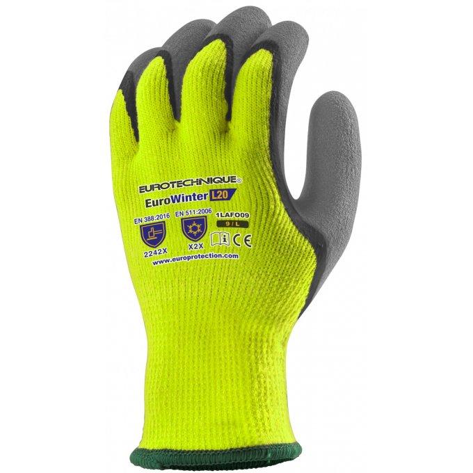 1LAFO rukavice  EUROWINTER