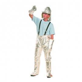 Pohliníkované nohavice s trakmi  59920