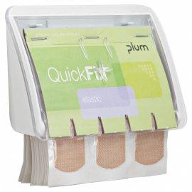 Zásovník náplastí QuickFix UNO biely PL5532