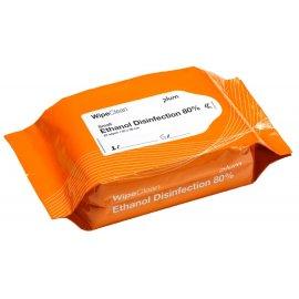 Wipeclean ethanol Small utierky 25ks  PL5211