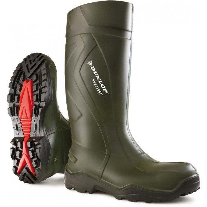 DUNLOP® Purofort® + Full safety (S5 CI SRC)  DP958 36-49