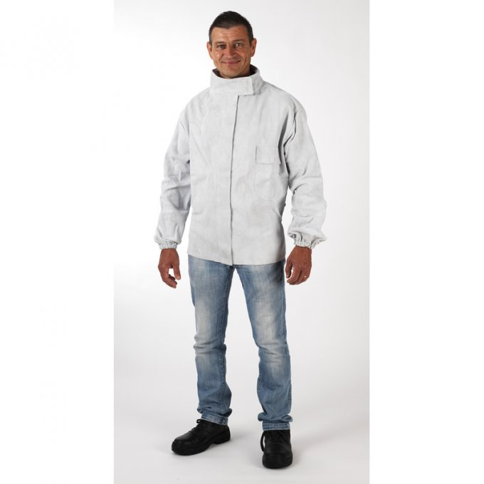 Zváracií kabát kožený  57454-457
