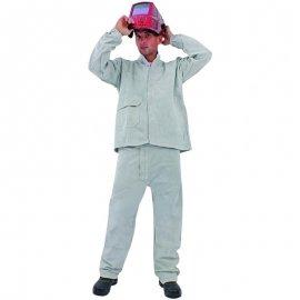 Zváračské nohavice koženné  57464-67