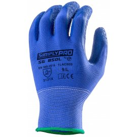 1LACB rukavice SG8050L