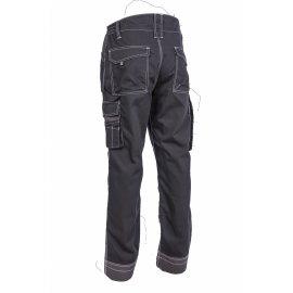OROSI čierna bunda  5ROP010