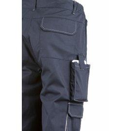 NAVY  II trakové nohavice 5NAB050