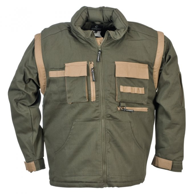 SNIPER WINTER zateplený kabát 2v1  8SNIW