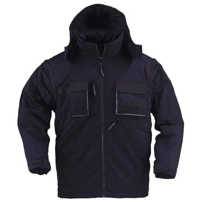 NAVY WINTER zateplený kabát 2v1  5NAW050