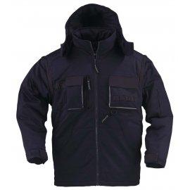 NAVY WINTER zateplený kabát 2v1  8NAVW
