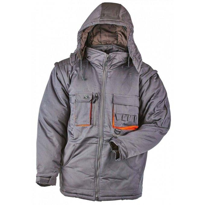 PADDOCK WINTER zateplený kabát 2v1  8PADW