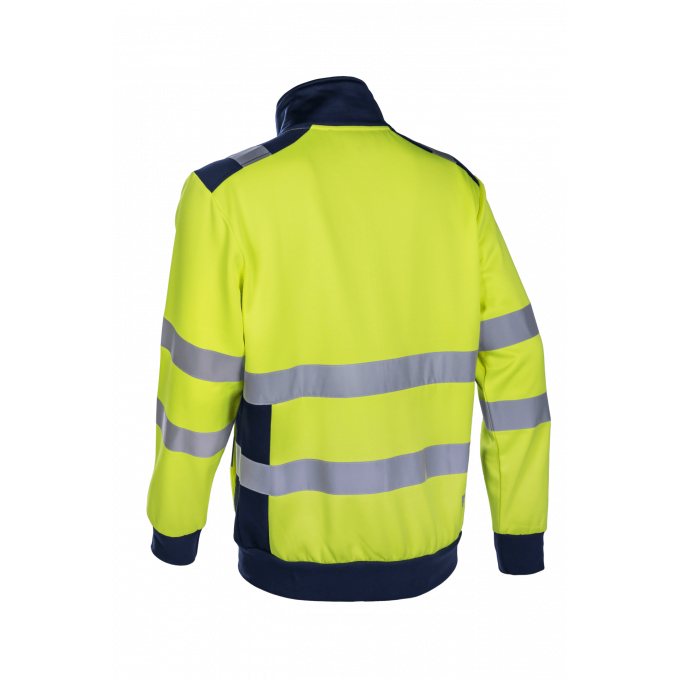 GOKKAN žltý fluorescenčný sveter  5KOG16