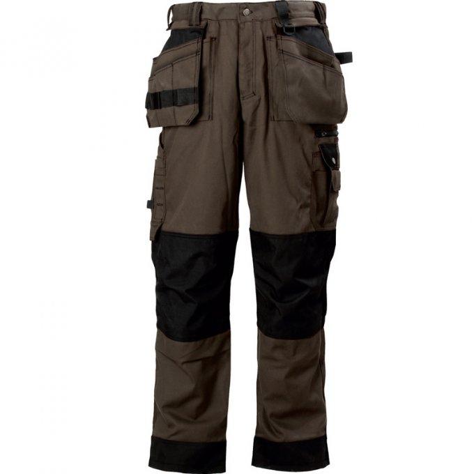 BOUND nohavice pás zelené  8BOPG