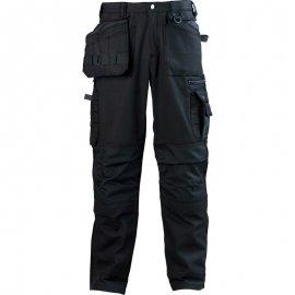 BOUND nohavice pás čierne  8BOPNB