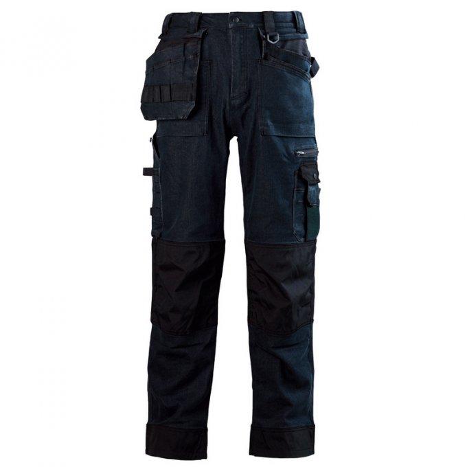 BOUND nohavice pás elastické džinsy  8BOPJ
