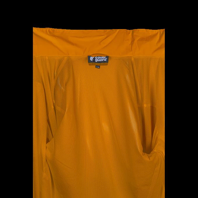 HOTARU oranžová softehellová reflexná vetrovka  5HOT170
