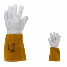 EUROWELD100 zváračské rukavice 1WEL100